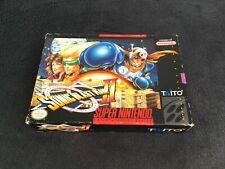 Super Nintendo Sonic Blast Man II USA Très Bon état