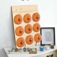 Donut Wall Stand Doughnut Sweet Cart Treat Stand DIY Donut Wall Party Favour