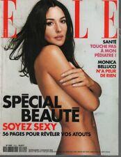 Elle French Magazine 6 Novembre 2000 November Monica Bellucci 090919AME