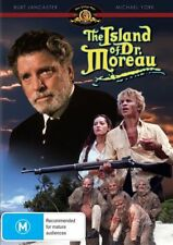 The Island Of Dr. Moreau (DVD, 2011)*R4*New & Sealed*Burt Lancaster