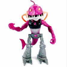 """Nickelodeon TMNT FISHFACE Teenage Mutant Ninja Turtles 5"""" Figure Playmates Toy"""