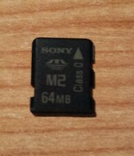 SONY M2 64MB STICK MEMORY CARD