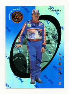 Terry Labonte 1997 Pinnacle Certified Mirror Blue Parallel Insert Card 1:199 #5