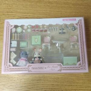 Rare Sylvanian Families Ladurée Tea Time 2021 Japan Limited New  Free shipping