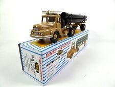 Tracteur UNIC Saharien + Pipeline - Supertoys DINKY TOYS Camion Voiture MB207