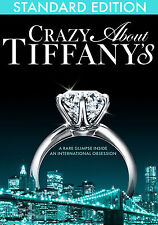 TIFFANY & COMPANY New Sealed COMPLETE HISTORY & BIOGRAPHY DVD