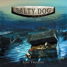 SALTY DOG - LOST TREASURE   CD NEW+