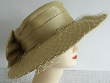 Unbranded Church/Dress Vintage Hats for Women