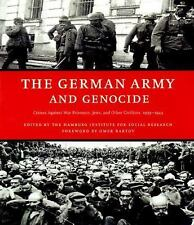 The German Army and Genocide (Paperback or Softback)