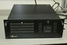 ADVANTECH ACP-4000BP-30RE Chassis w/ Advantech PICMG PCA-6194 Motherboard ISA