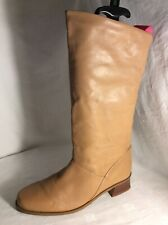 MARKON Ladies Leather Mid Calf Boots Size 6