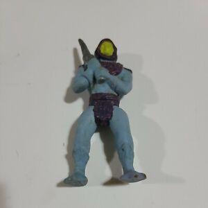 Vintage 1984 He-Man MOTU  Skeletor Eraser
