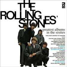 The Rolling Stones Greatest Albums in the Sixties (SHM-CDs) 60's collector's box