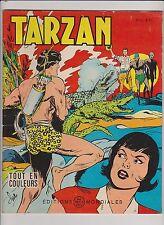 Tarzan n°15. Editions Mondiales 1965. TBE