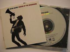 "BRYAN ADAMS ""WAKING UP THE NEIGHBOURS"" - CD"