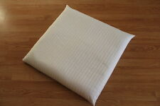 "Buckwheat Hull Yoga Zabuton Cushion,26"" x26"",13lbs"