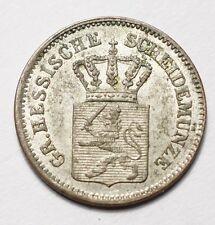 ALLEMAGNE - HESSE DARMSTADT : 1 KREUZER 1870