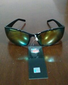 New Adult NFL Denver Broncos Blue Straight Style Sunglasses -PMJS