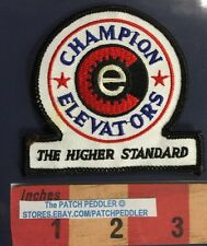 Patch Oilfield Construction CHAMPION ELEVATORS HOUSTON TX OIL GAS INDUSTRY 58OO