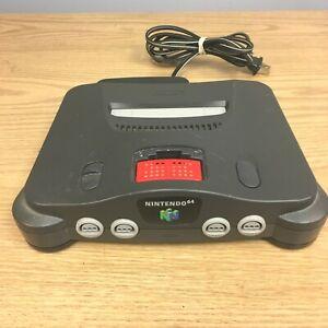 Nintendo 64 Console - Smoke Grey NUS-001