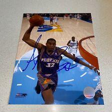AMAR'E STOUDEMIRE autographed signed 8X10 PHOTO PHOENIX SUNS BASKETBALL NBA