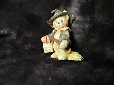 Cherished Teddies Gretel Witch Teddy Figurine 912778 We Make Magic Me & You