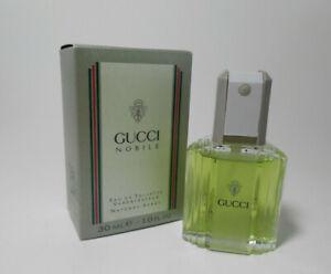 Gucci Nobile edt 30 ml - 1.0 fl oz Rare Vintage Discontinued