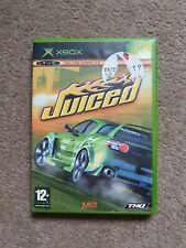 Xbox Game JUICED Complete PAL