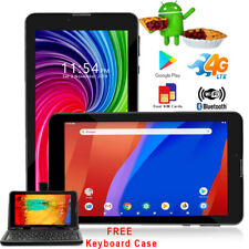 """NEW 7"""" Tablet PC 4G SmartPhone Android 9.0 WIFI Bluetooth 2GB RAM Google Play"""