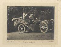 Ritorno Del Tirolo Automobile Antica Fotografia Artistico Vintage Analogica N1