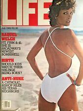 LIFE MAGAZINE RAQUEL WELCH 1982