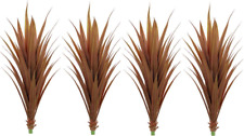 "4 ARTIFICIAL 54"" YUCCA IN OUTDOOR PALM TREE PLANT BUSH"