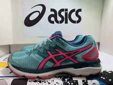 Asics GT 2000 4 Womens Running Shoes / Aqua/ Pink - Size Us 9 Near New