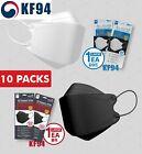 All Keeper KF94 Korean Face Mask Made in Korea Medical Respirators Protective L