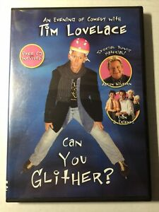 An Evening of Comedy with Tim Lovelace: Can you Glither? (DVD & CD)