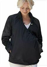 Joey Jacket 3 In 1 Adjustable Maternity Babywearing Postpardum Coat Black Large