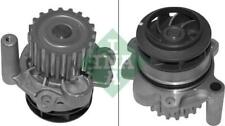 ENGINE WATER / COOLANT PUMP INA 538 0060 10