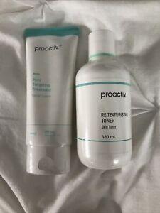 Proactiv + Facial Cream And Toner BRAND NEW