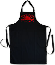 KING CRAB GRILL apron apron fishing Fisher Rod pole bone River and line