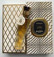 guerlain JICKY parfum EXTRAIT 7,5 ml 1/4 fl oz VINTAGE 1970S YEAR RARE