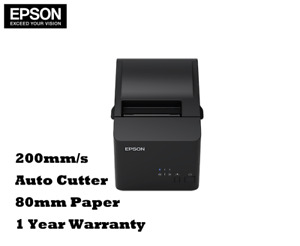 Epson Thermal Receipt Printer TM-T81III 200mm/s Auto Cutter Printer