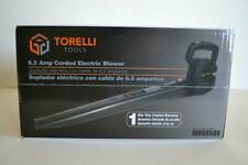 NEW - TORELLI TOOLS 6.5 Amp Corded Electric Leaf Blower- FREE SHIPPING