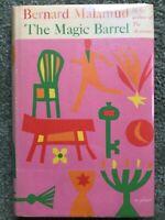 The Magic Barrel by Bernard Malamud (1958, First Edition - First Printing) HCDJ
