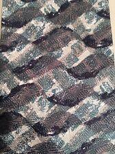 Omaggio 2 Robert Talbot Neck Tie Necktie Green Red Black Italy Geometric Silk