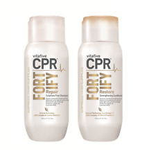Vita 5 CPR Fortify Repair Shampoo & Restore Conditioner 300ml (VitaFive)