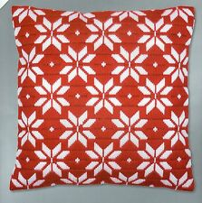 NORDIC STARS TAPESTRY CANVAS LONG STITCH CUSHION FRONT KIT, NEW
