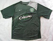 CELTIC GLASGOW Training shirt jersey NIKE 2008-2009 Scottish Club  adult SZIE S