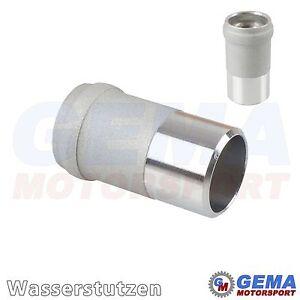 Wasserstutzen C20LET C20XE Opel 90410704 Wasser Stutzen Zylinderkopf Tube Rohr
