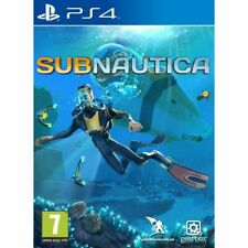 Subnautica - PS4 neuf sous blister VF