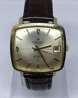 Hamilton Masterpiece Electronic Vintage 10K Gold Filled Watch